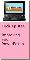 Improving your powerpoints