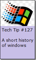 Short History of Windows